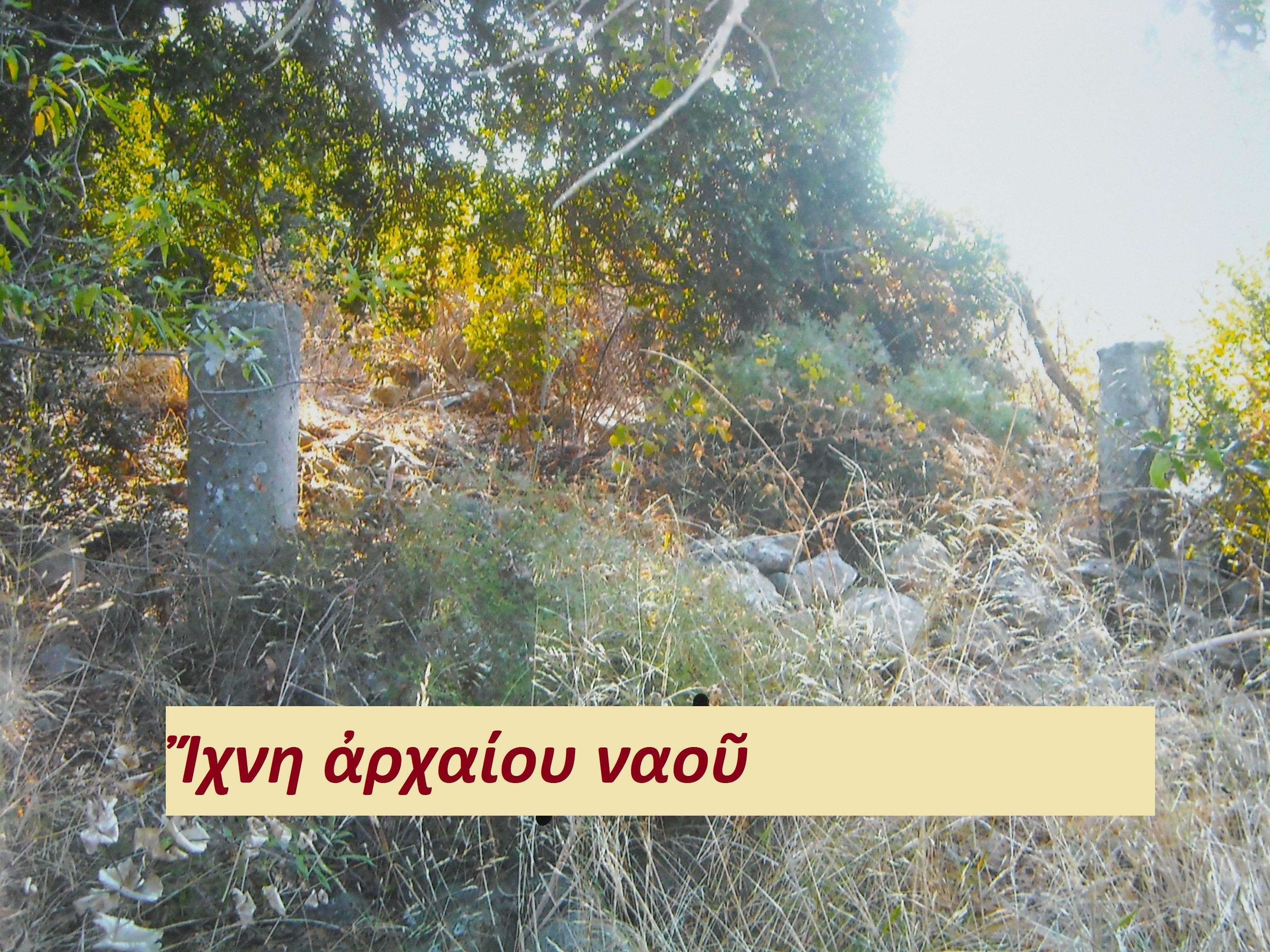Ἡ ἀρχαία Κυρτώνη καὶ ἡ ἔρις γιὰ τὴν θέση της.13