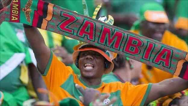 Μακάρι νὰ γινόμασταν ...Ζάμπια!!!