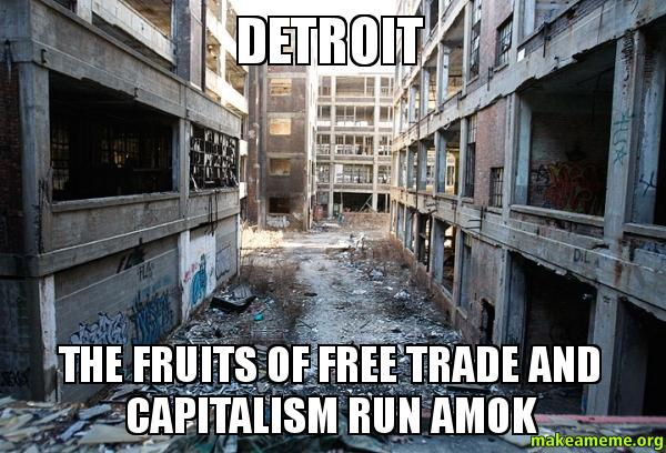 Μᾶς κατήντησαν τὸ Detroit τῆς Εὐρώπης.