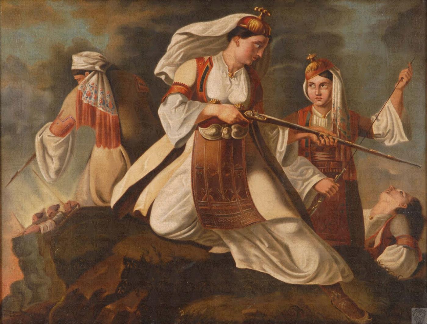 20 Ἰουλίου 1792. Ὁ Ἀλῆ πασσᾶς γελοιοποιεῖται στὸ Σοῦλι...