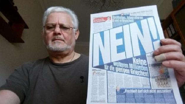 Γερμανοὶ δημοσιογράφοι παραδίδουν μαθήματα δεοντολογίας!