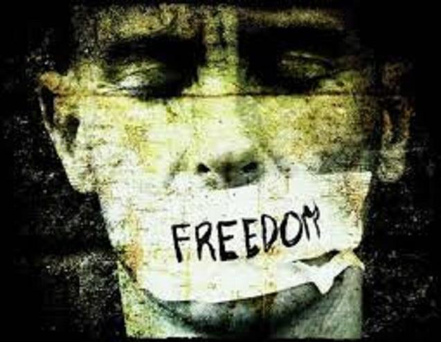 Δὲν θέλουν τὰ λεφτά μας... Θέλουν τὴν ἐλευθερία μας...