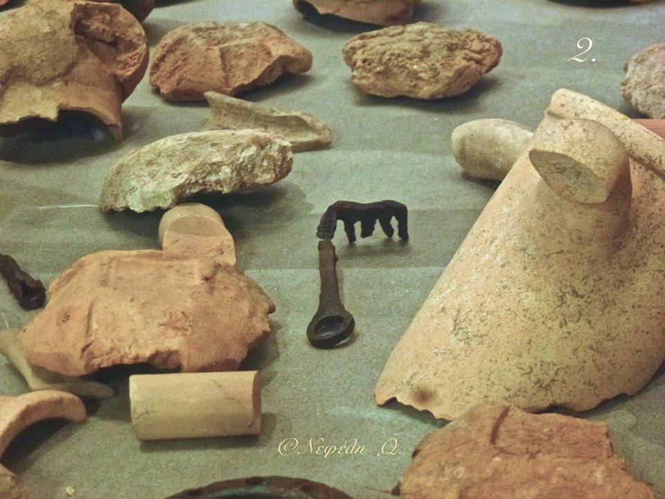 Οἱ τελευταῖες στιγμὲς τοῦ νεκρομαντείου τοῦ Ἀχέρωντος.5