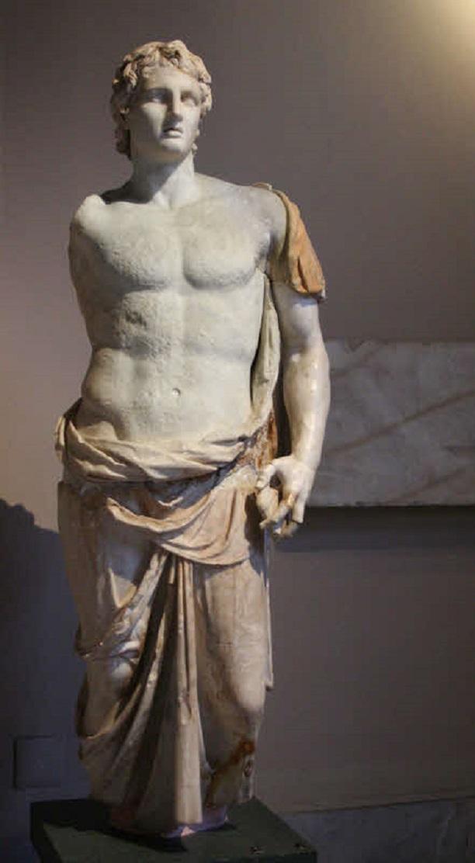 Περὶ τῆς τοῦ Μεγάλου Ἀλεξάνδρου καταγωγῆς.1