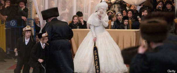 Belz Hasidic Dynasty Wedding Celebrated In Jerusalem