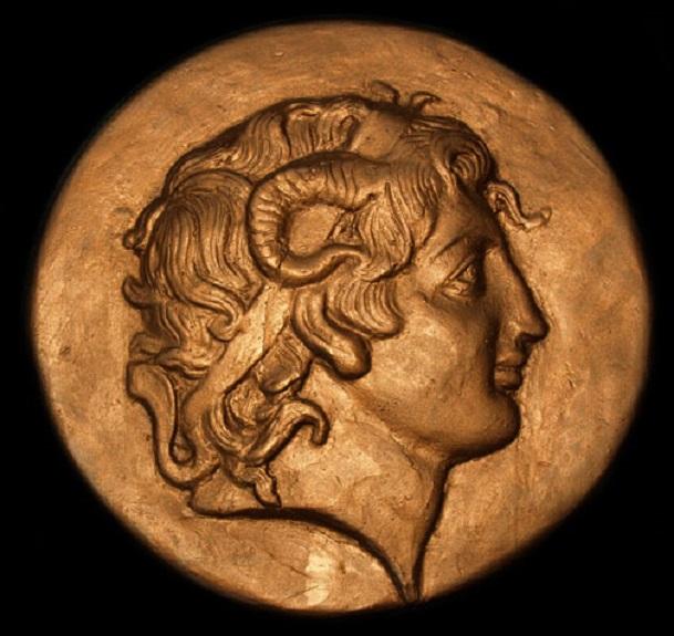 Σφαγεύς, κατὰ Τράγκα, ὁ Μέγας Ἀλέξανδρος;