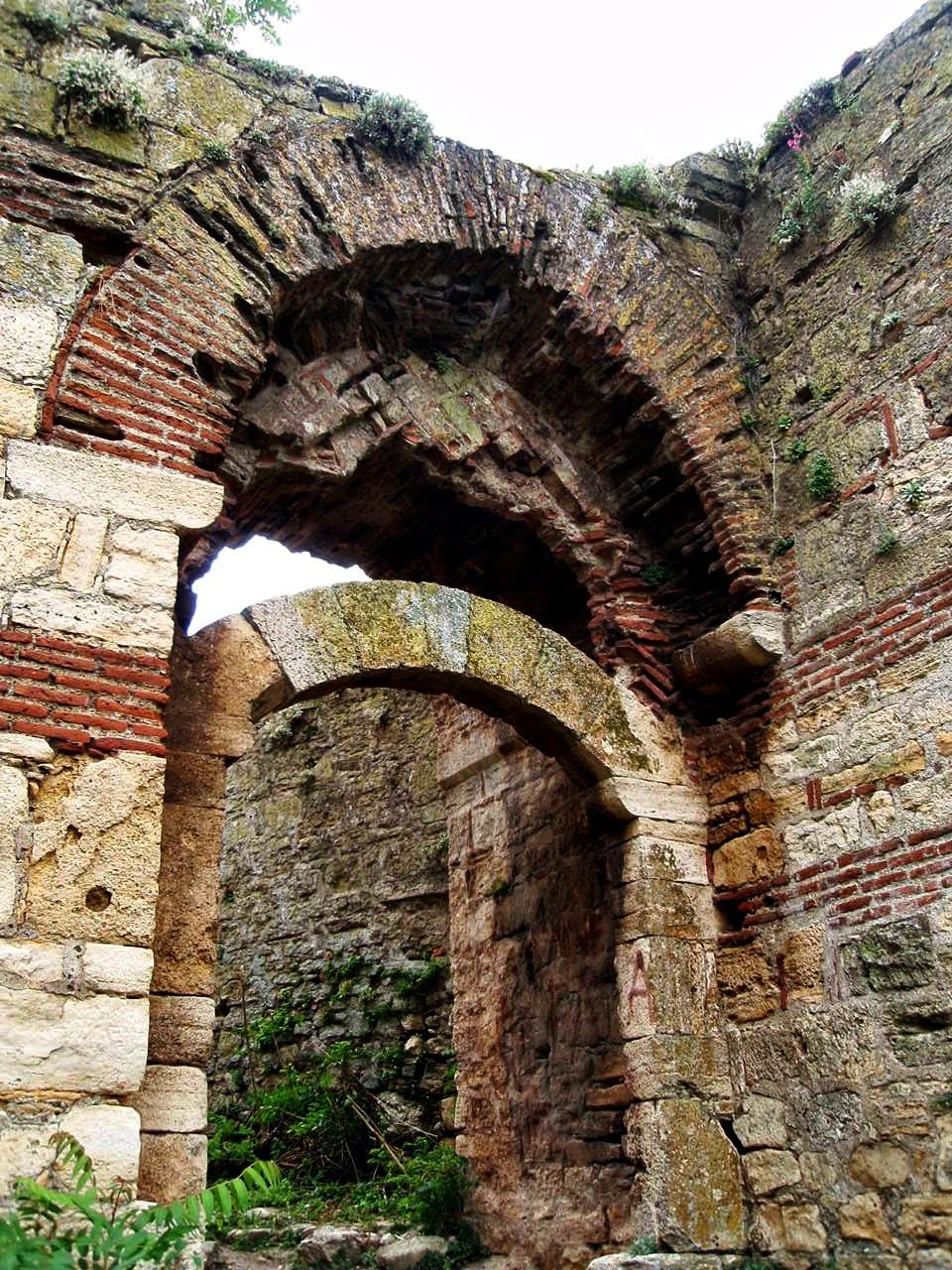 Στὸ κάστρο τοῦ Διδυμοτείχου