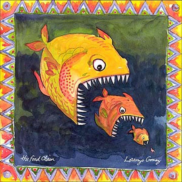 Τό μεγάλο ψάρι τρώει τό μικρό ἤ...;;;;;;;