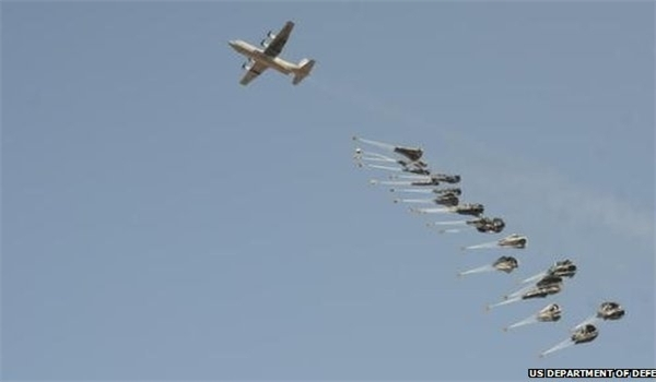 Ἡ δημιουργία στρατιωτικῆς βάσεως στὴν Μοσούλη (ὑπὲρ τῆς Δύσεως) εἶναι ὁ στόχος τῆς ISIS!2