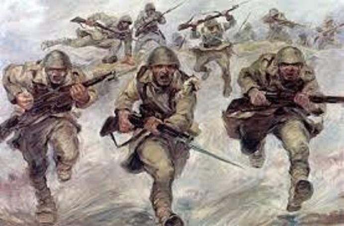 Ὁ Χίτλερ κατέλαβε τὴν Εὐρώπη... Ἐμεῖς θά τόν πολεμούσαμε;