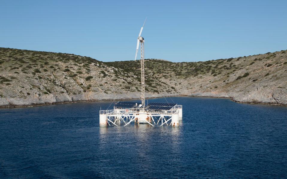 Εγκαινιάστηκε το 2007, λειτούργησε για 2,5 χρόνια, κρίθηκε ότι δεν καλύπτει τις ανάγκες του νησιού και έπεσε σε αχρηστία.
