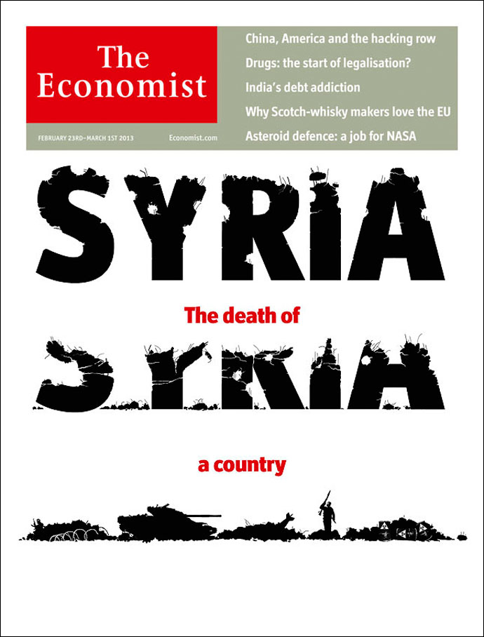 Ποιός ἔδωσε τό σύνθημα καταστροφῆς τῆς Συρίας;7
