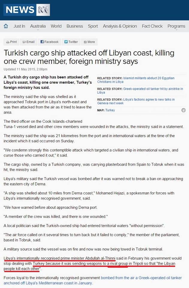 Ἡ παραπληροφόρησις γιὰ τὸ ...«βομβαρδισμένο» τουρκικὸ πλοῖο!!!6