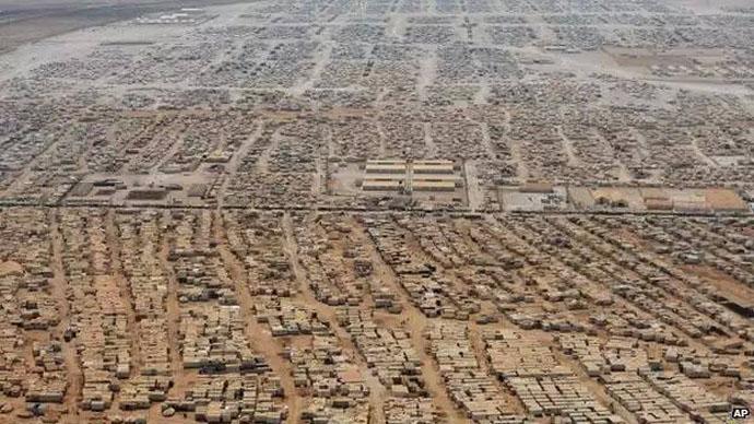 Ποῦ καταλήγουν οἱ Σύριοι πρόσφυγες;1