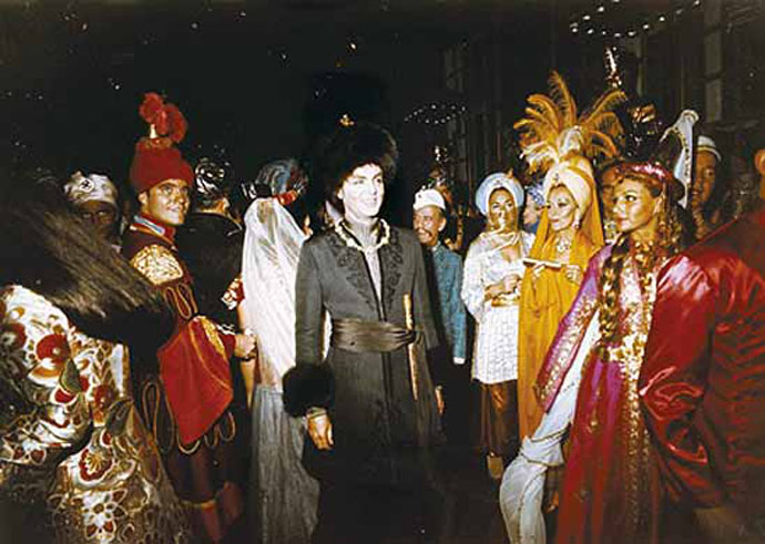 Φωτογραφίες ἀπὸ τὸ πάρτυ τῶν Rothschild τὸ 1972 4