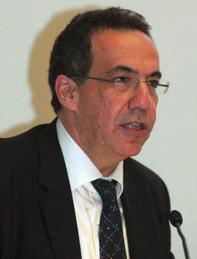 Ο διευθύνων σύμβουλος της ΕΤΕ κ. Λεωνίδας Φραγκιαδάκης