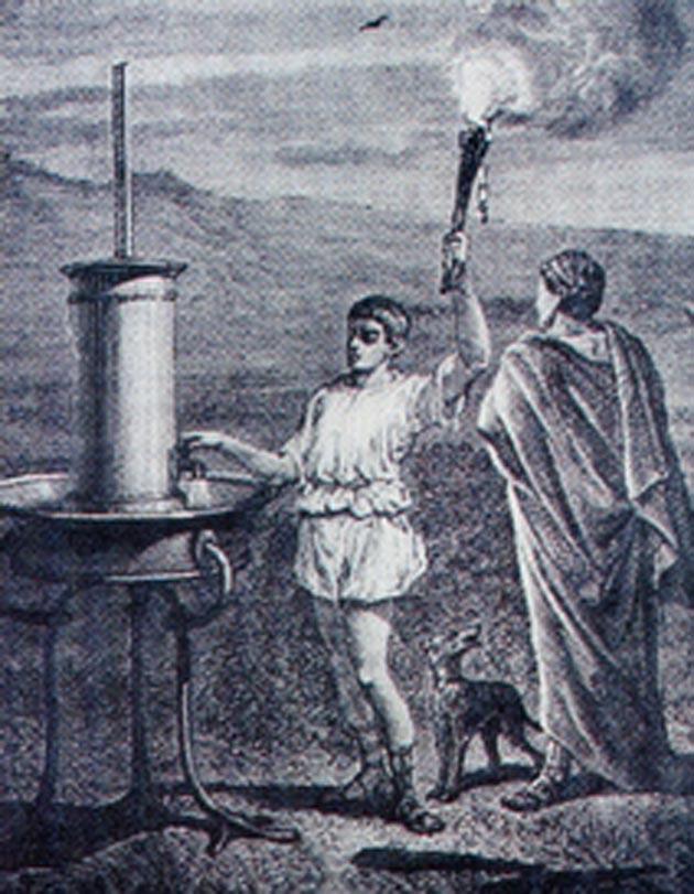 Οἱ ἐπικοινωνίες στὴν Ἀρχαία Ἑλλάδα17