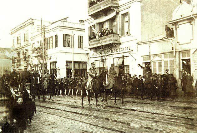 *Η κορύφωση της επιτυχίας: Η κατάληψη της Θεσσαλονίκης