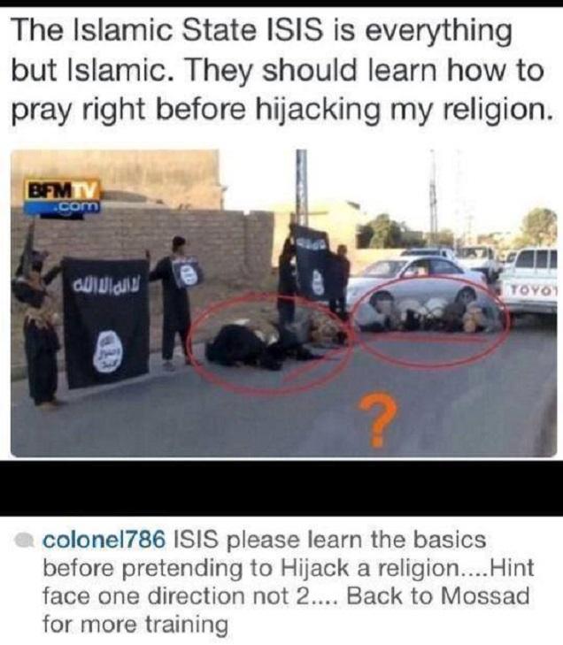 """Τόσο """"μουσουλμάνοι"""" και τόσο """"ισλαμιστές""""!!!"""