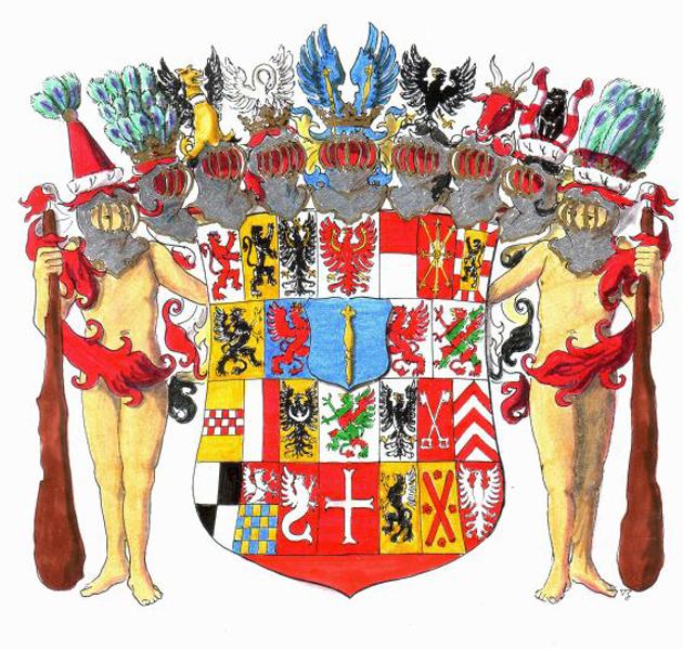 Σύμβολα καὶ οἰκόσημα...14 Γερμανία, πολέμου