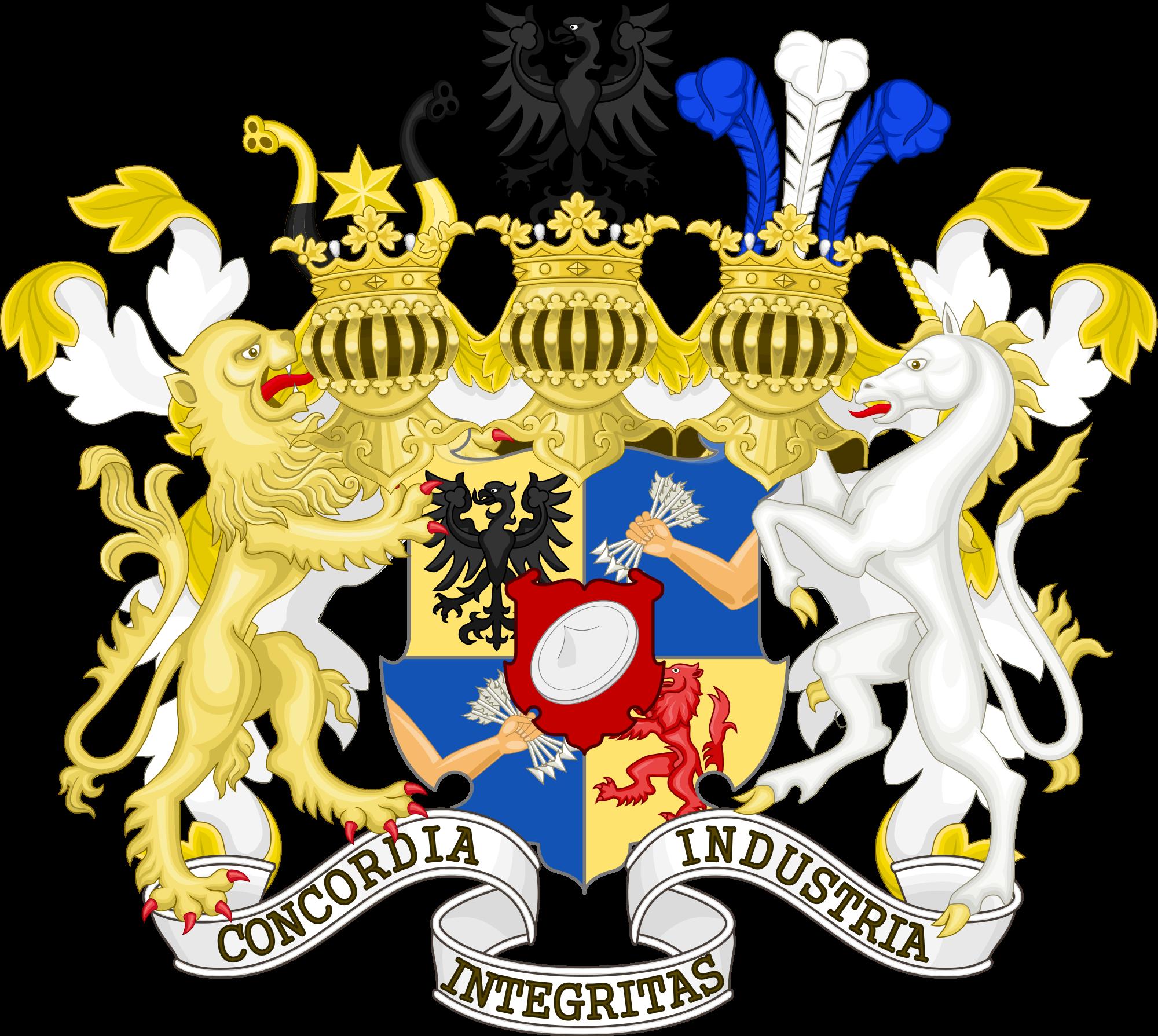 Σύμβολα καὶ οἰκόσημα...2 Rothschild