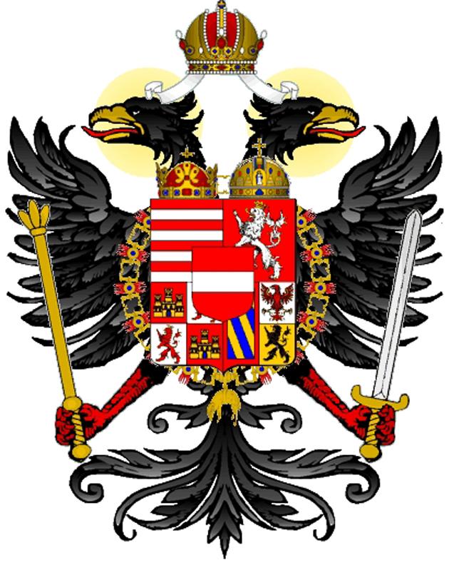 Σύμβολα καὶ οἰκόσημα...43 Ἁψβοῦργοι, Γερμανία
