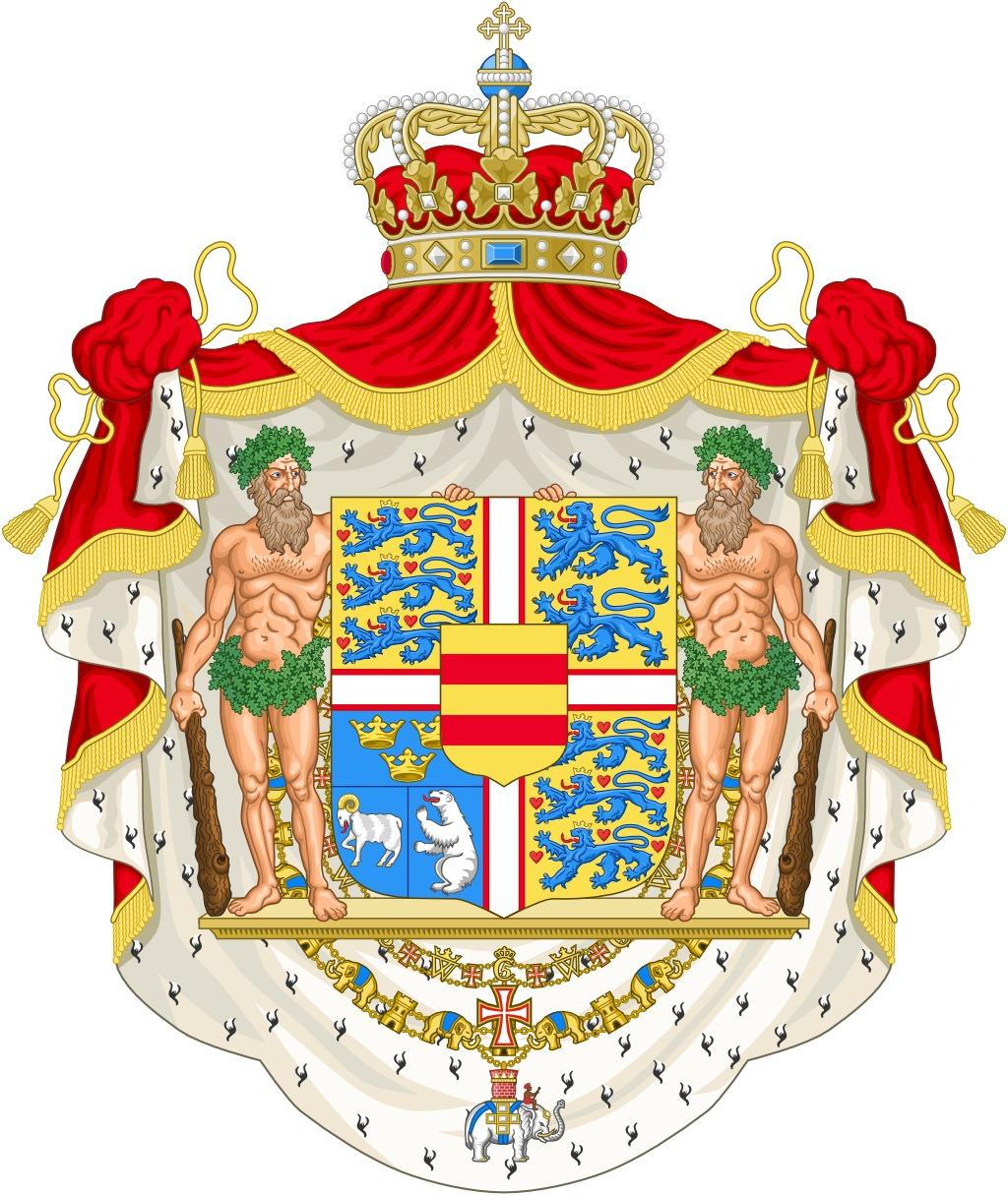 Σύμβολα καὶ οἰκόσημα...6 Ντιναμάρκα-Δανία