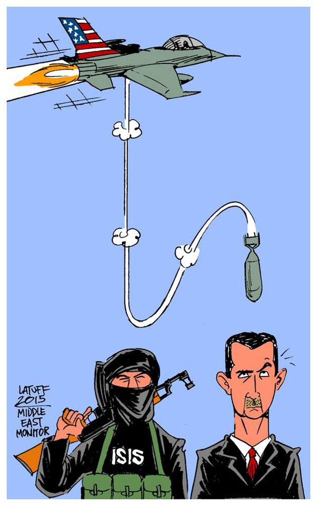 Τὰ ...«λάθη» τῶν ...«συμμάχων» μας σκοτώνουν μόνον Συρίους!!!2