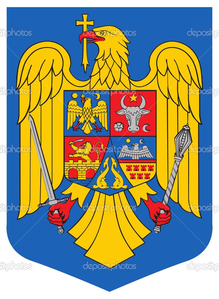Σύμβολα καὶ οἰκόσημα...122 Ῥουμανία