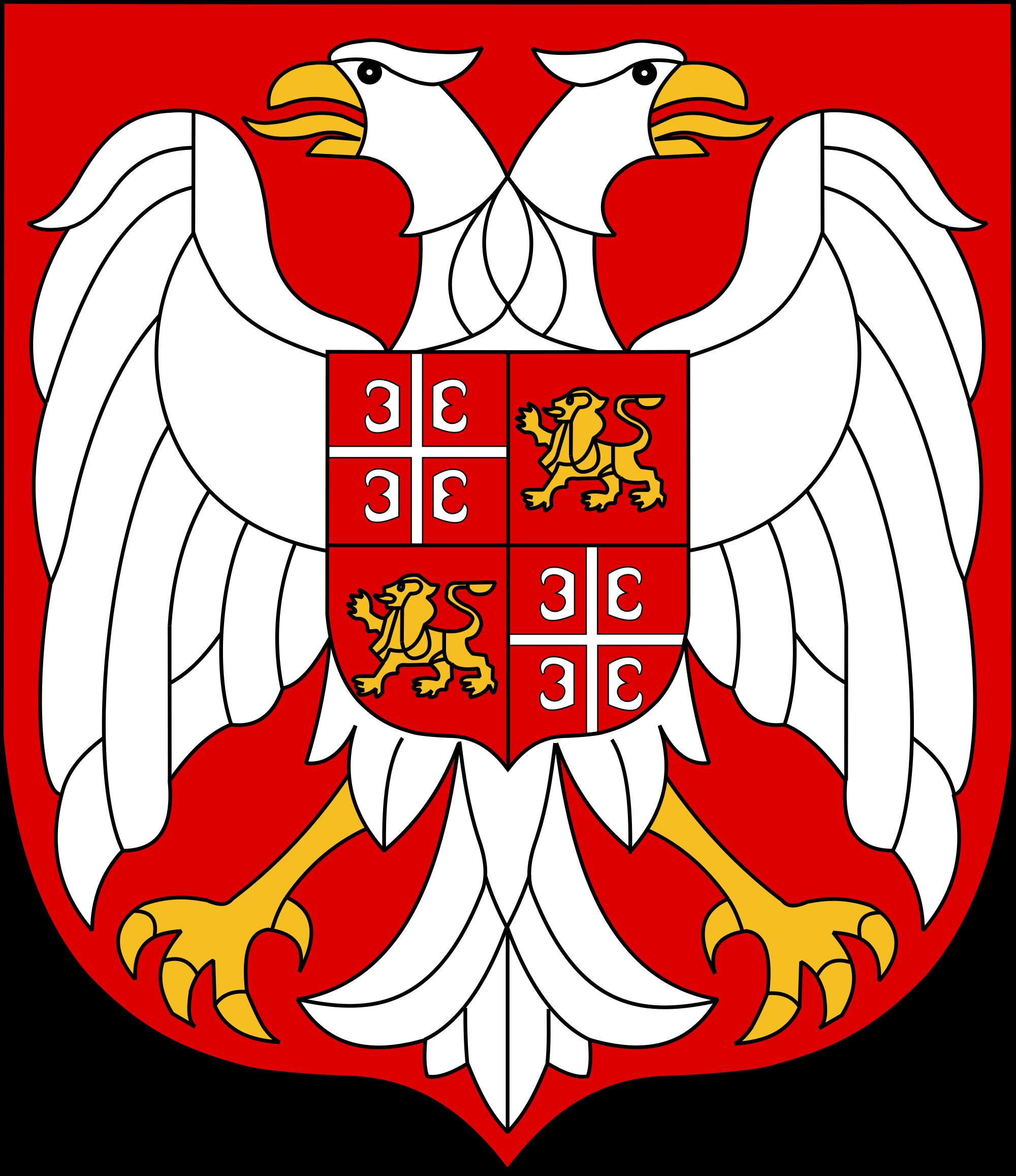Σύμβολα καὶ οἰκόσημα...92 Σερβία