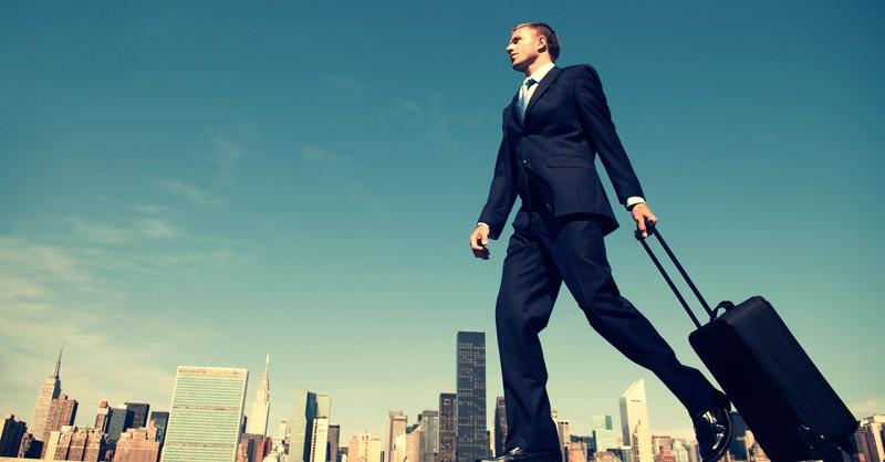 Ἔχουμε business-run...