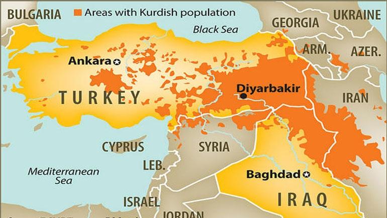 Ἡ δημιουργία Κουρδικοῦ κράτους ἀνοίγει νέους κύκλους αἵματος;