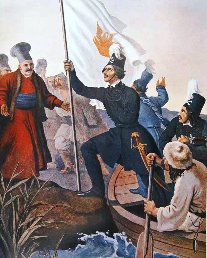 22 Φεβρουαρίου 1821. Ἡ Ἑλληνικὴ Ἐπανάστασις!!!
