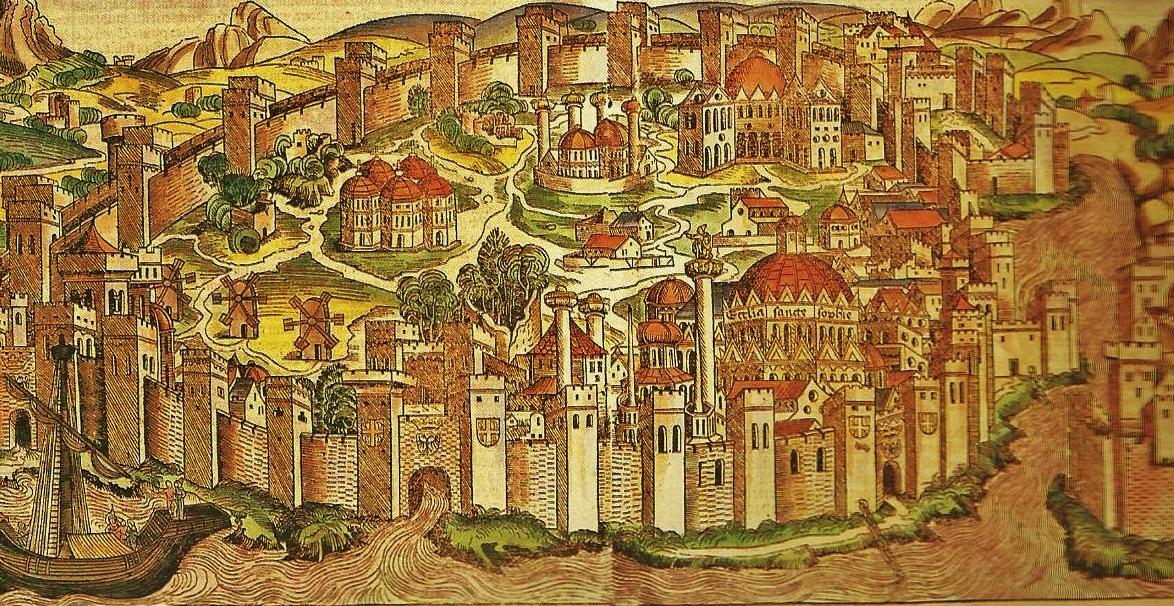 Κατάῤῥευσις Βυζαντίου...