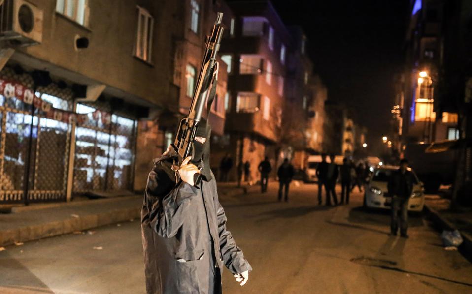 Ὁ «Δεκέμβριος 2008» τώρα παίζεται στὴν Τουρκία