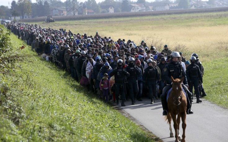 Ὅταν οἱ «πρόσφυγες» δὲν εἶναι πολὺ ...πρόσφυγες, ἐπιστρέφονται!!!