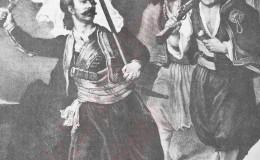 20 Μαρτίου 1821. Ἐπιάσαμε τὸ λεβέντικο!!!