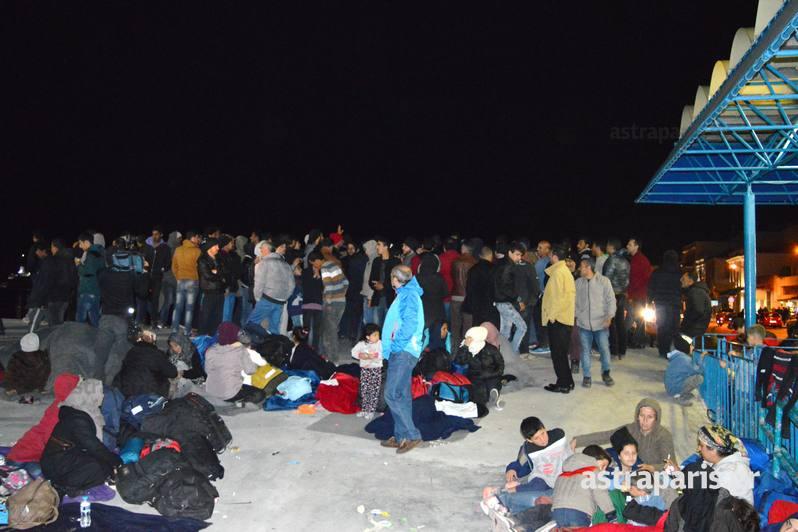 Δὲν εἶναι διαμετακομιστικὰ κέντρα ἀλλὰ στρατόπεδα!!!14