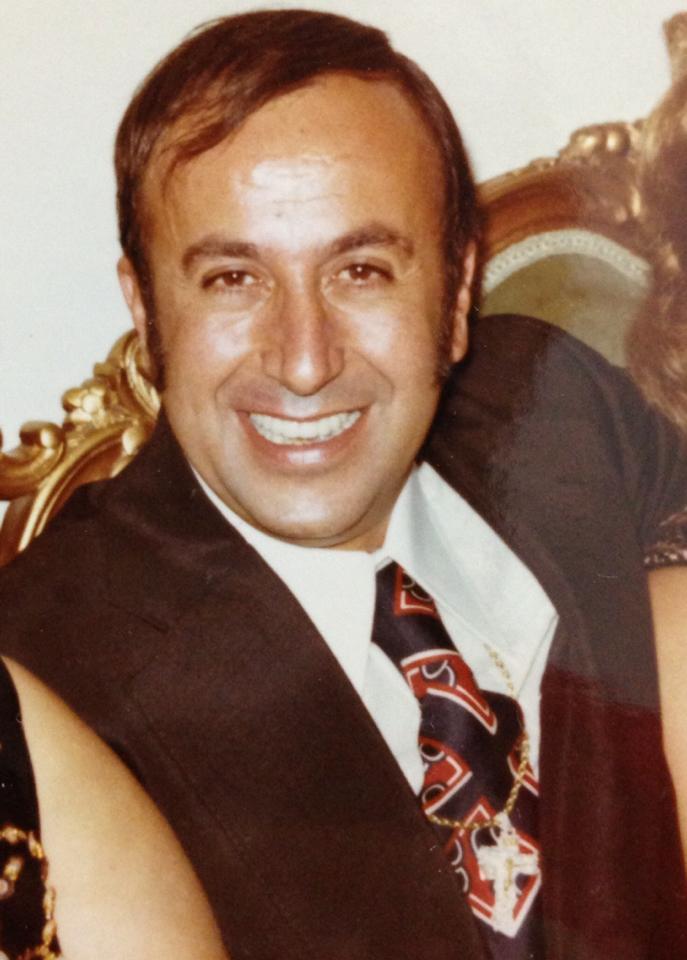 Ο μπαμπάς μου, Ματθαίος Αχ. Πεκλάρης
