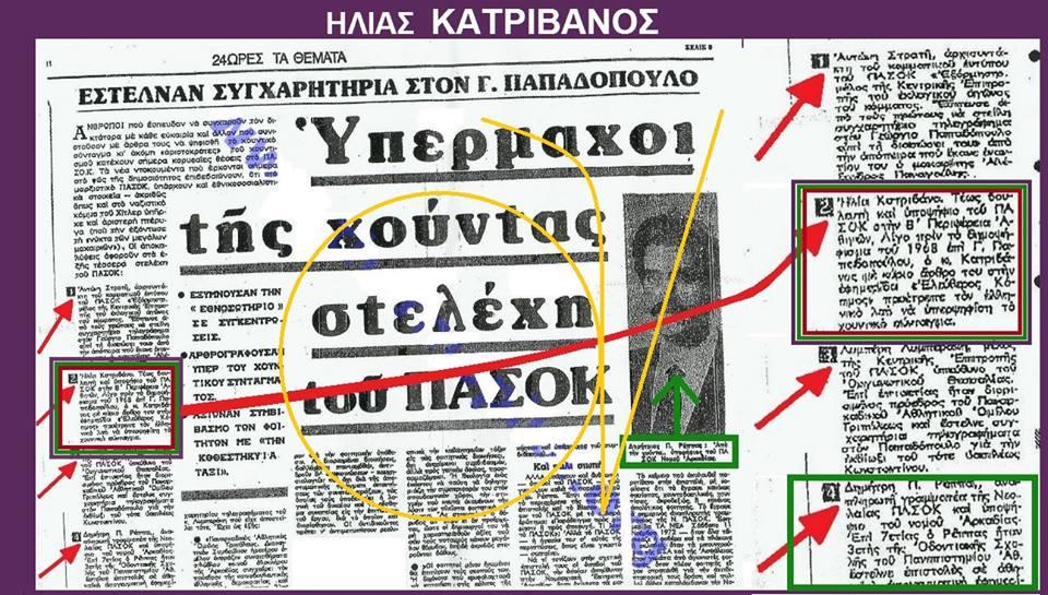 Ἡ πραγματικὴ γενεὰ τοῦ Πολυτεχνείου οὐδέποτε κυβέρνησε!!!1