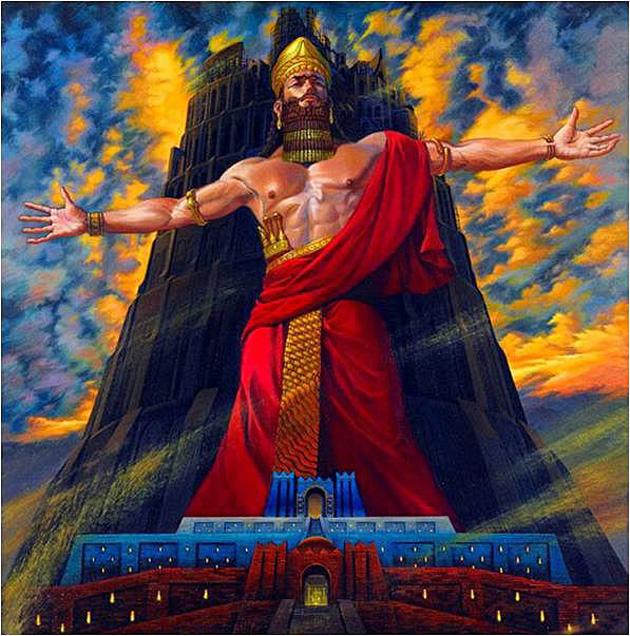 Ο Νεμρώδ και ο Πύργος της Βαβέλ