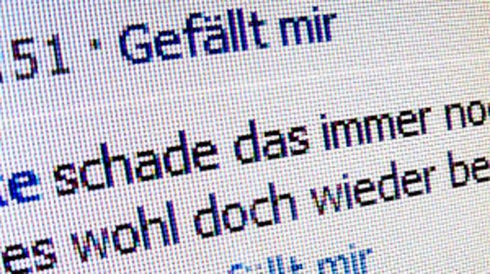 Φίμωσις Γερμανῶν ποὺ ἐναντιώνονται στὸ «μεταναστευτικό»!!!