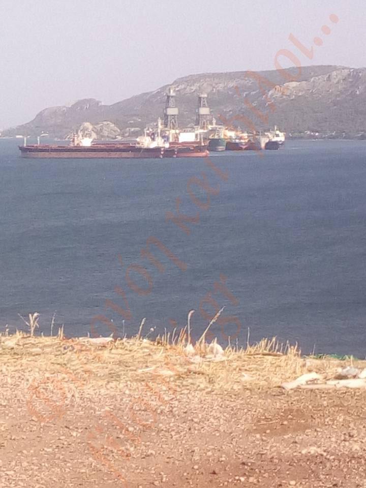 Ἀποκτοῦμε θαλάσσιες ἐξέδρες γεωτρήσεως πετρελαίου;2