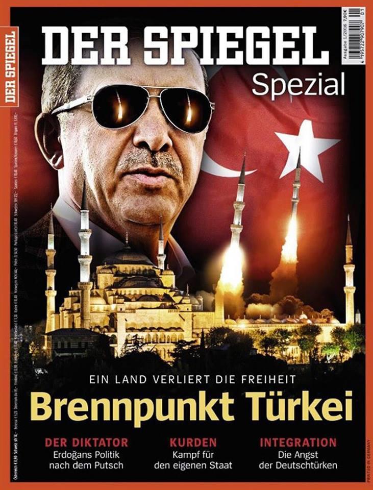 Ἐξοργίζοντας τὴν Τουρκία