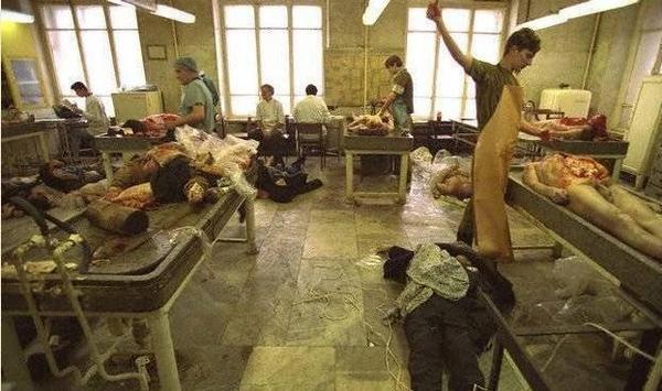 Ἑβραϊκὸ κέντρο ἐμπορίας ἀνθρωπίνων ὀργάνων (Συρίων) στὴν Τουρκία
