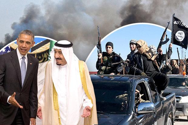 Μυστική συμφωνία Σαουδικῆς Ἀραβίας - ISIS;
