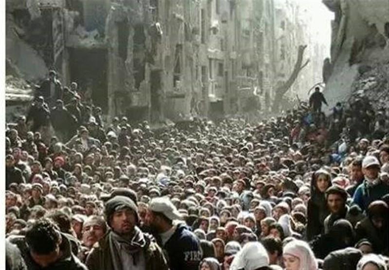 Ψεύτικες εἰκόνες γιὰ τοὺς ...«πρόσφυγες» (ἀποκεφαλιστές) ἀπὸ τὴν Συρία!!!1
