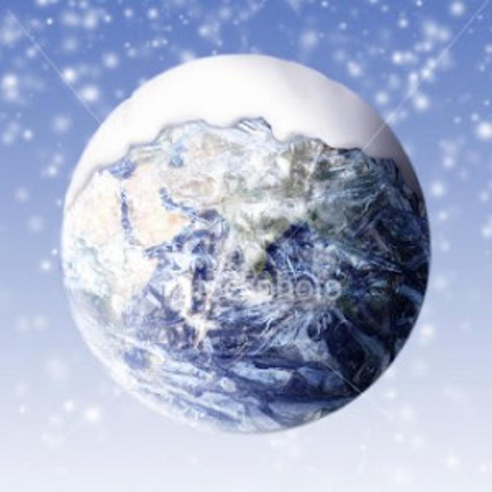 Ψύχεται ἀν τί νά θερμαίνεται ὁ πλανήτης;