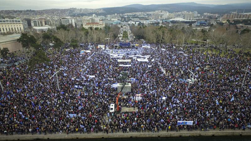 Στον απόηχο του μεγάλου εθνικού ιστορικού χαρακτήρα Συλλαλητηρίου στην Θεσσαλονίκη (3)